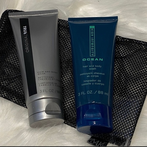 Men's Hair and Body Wash Gift Set